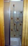 Dusche in La Gentiane