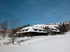 Das Zürcher Schülerheim im Winter