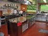 Moderne Gastro-Küche
