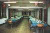 La salle à manger avec 130 places