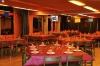 Speisesaal mit 130 Plätzen