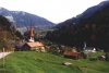 Das schmucke Bergdorf Jaun