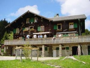 Chalet Le Moléson, Amis de la Nature Suisse