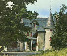Domaine de Monteret - Monteret I (Schloss)