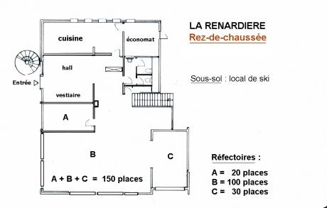 La Renardière 104 - Erdg.